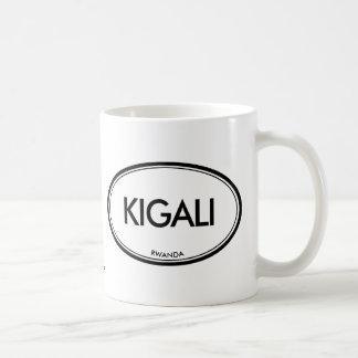 Kigali, Rwanda Coffee Mug