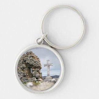 Kilchurn, South Uist, Scotland Key Ring