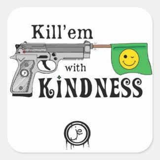 kill em big sticker