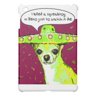 Killer Chihuahua Case For The iPad Mini