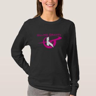 Killing Gravity Extreme Athletic Long sleeve shirt