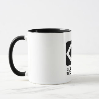 Killscreen Recordings Coffee Mug