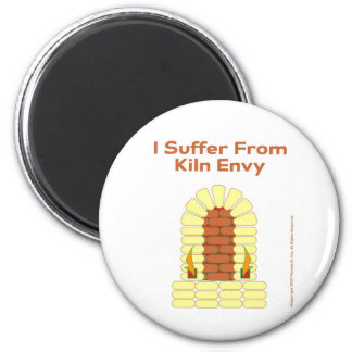 Kiln Envy Fridge Magnets