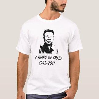 Kim Jong Il is dead T-Shirt