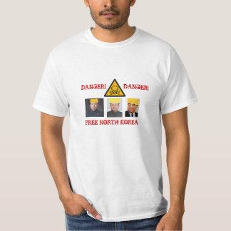 Kim of N. Korea Dangerous Shirt