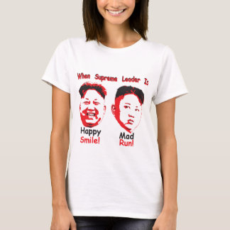 Kim Un. T-Shirt