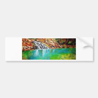 Kimberley Croc Haven Bumper Stickers