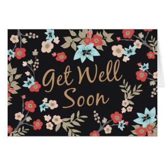 Get well soon cards from Zazzle