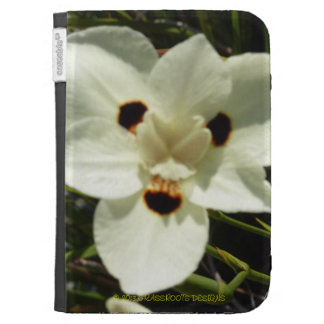Kindle Flower by Grassrootsdesigns4u! Kindle 3 Cases