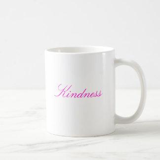 Kindness Basic White Mug