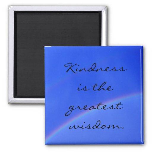 Kindness... Fridge Magnet