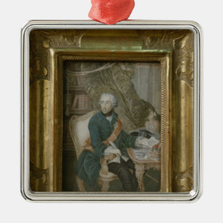 King Frederick II of Prussia Christmas Ornament