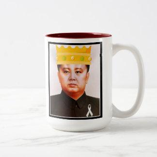 King Kim Jong Il* Mug
