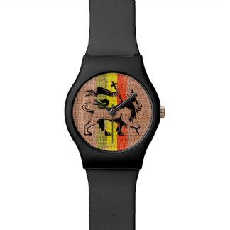 King lion watch