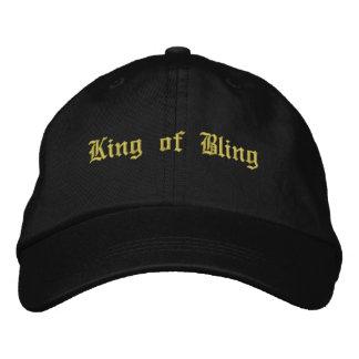 King of Bling Hat Baseball Cap