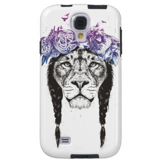 King of lions galaxy s4 case
