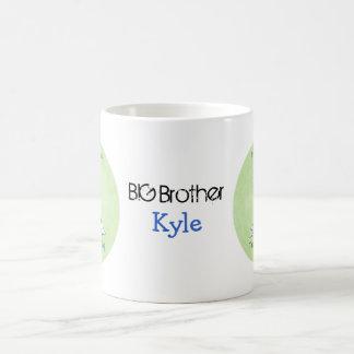 King of Princess African American Big Brother mug