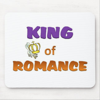King of Romance Mouse Pad