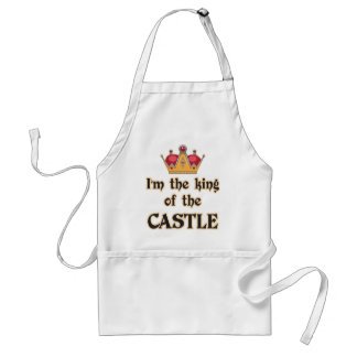 King of the Castle Apron