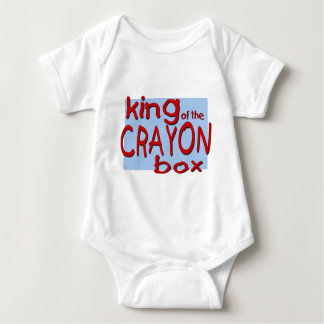 King of the Crayon Box Shirts