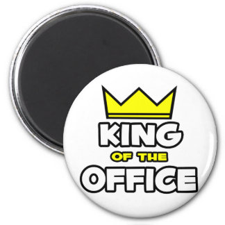 King of the Office Magnets
