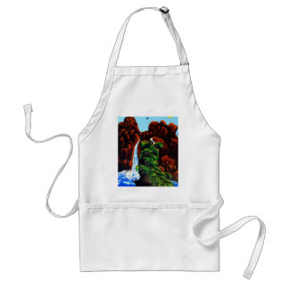King of the Rock Aprons