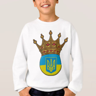 King Of Ukraine Sweatshirt
