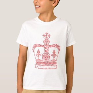 King or Queen Crown T-Shirt