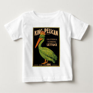 King Pelican Baby T-Shirt