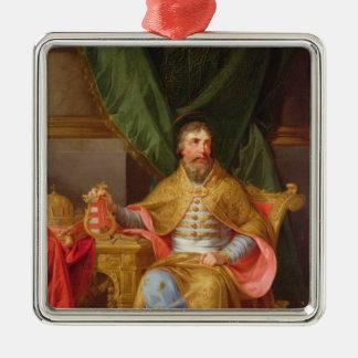 King Stephen Christmas Ornament