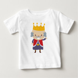 King William from Fairy Tale Kingdom Baby T-Shirt