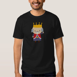 King William from Fairy Tale Kingdom Tshirts