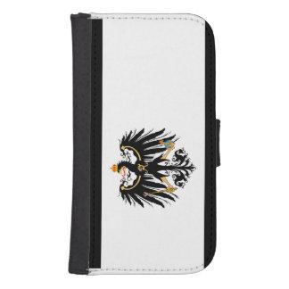 Kingdom of Prussia national flag Samsung S4 Wallet Case