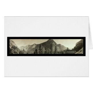 Kings Canyon Sentinal Photo 1911 Card