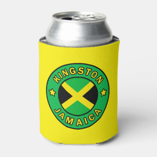 Kingston Jamaica Can Cooler