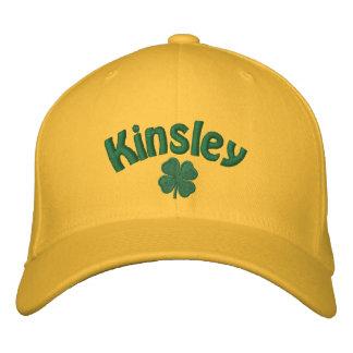 Kinsley - Four Leaf Clover Embroidered Hat