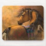 Kiowa Gold Art Mousepad