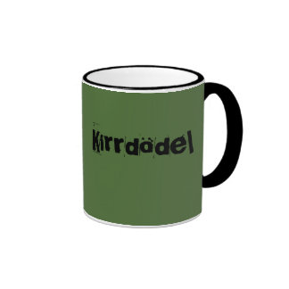 Kirrdödel hunt cup for the hunt hut ringer mug
