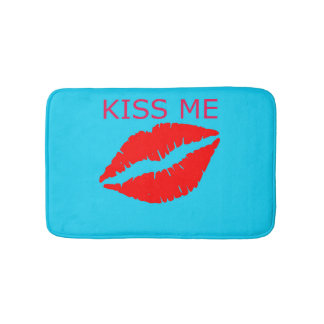 Kiss Me Bath Mat