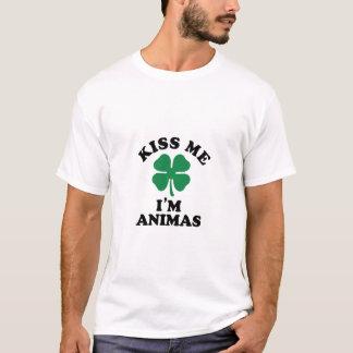 Kiss me, Im ANIMAS T-Shirt
