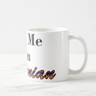 Kiss Me I'm Armenian Coffee Mug