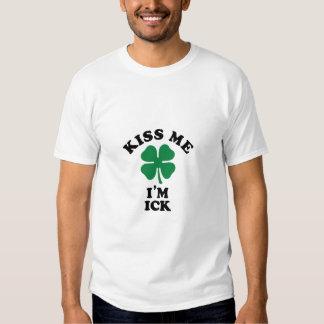 Kiss me, Im HICKENBOTTOM Tee Shirts
