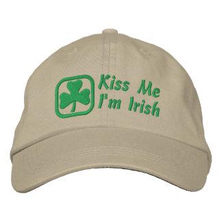 Kiss Me, I'm Irish Baseball Cap