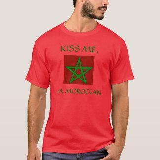 Kiss me, I'm Moroccan T-Shirt