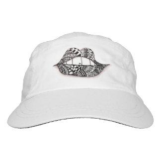 Kiss Me Performance Hat White