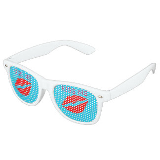 Kiss Me Retro Sunglasses