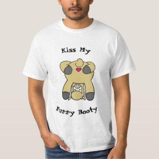 Kiss My Furry Booty T-Shirt