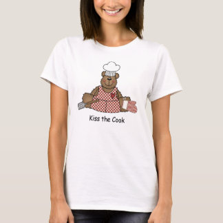 Kiss the Cook T-shirt