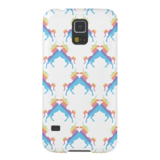 Kissing Unicorns Galaxy S5 Case