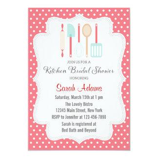 Kitchen Bridal Shower Invitation Templates